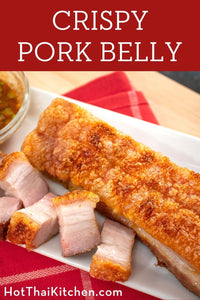 The Many Ways to Make Crispy Pork Belly
