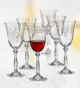 Best 22 Crystal Red Wine Glasses