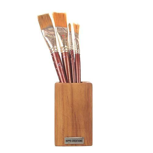 Minimalist Paint Brush Holder