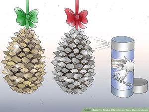 How to Make Christmas Tree Decorations