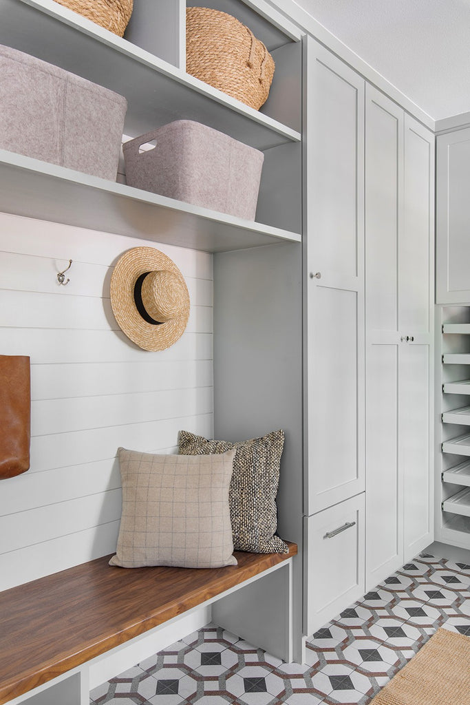The Clever Drawer System Your Laundry Room Is Missing