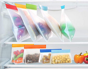 Reusable Freezer Storage Bags