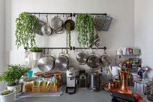 7 Handy Add-Ons You Wont Mind Having in Your Small Kitchen