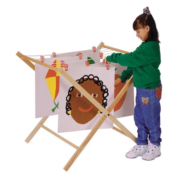 #121 Jonti-Craft¨ Paint Drying Rack
