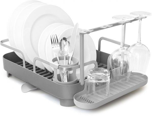 Umbra Holster dish rack (charcoal)