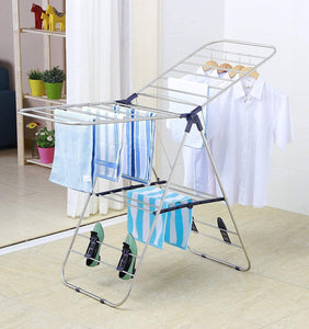EWEI'S HomeWares 145 Heavy Duty Stainless Steel Clothes Drying Rack