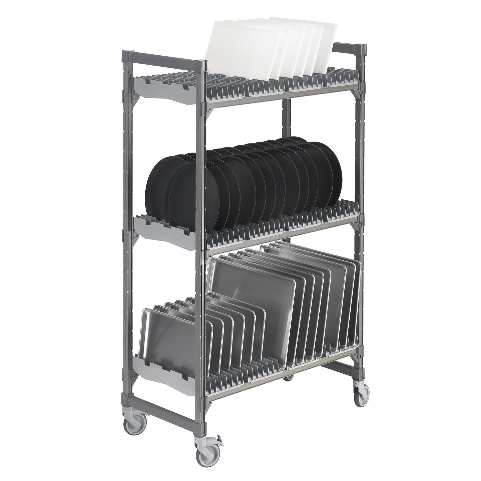 Cambro Elements Drying Rack Cart 610x1220mm EMU244878DRPKG