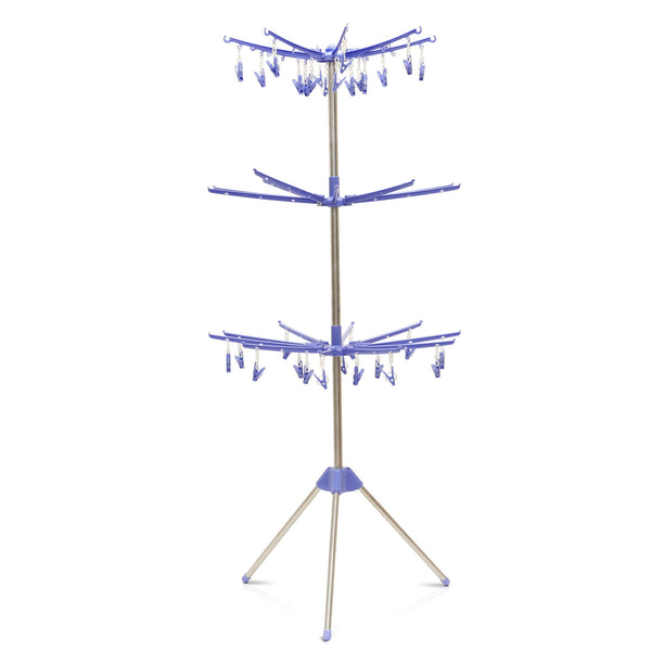 Furinno Clothes Drying Stand FNBQ-22119BL
