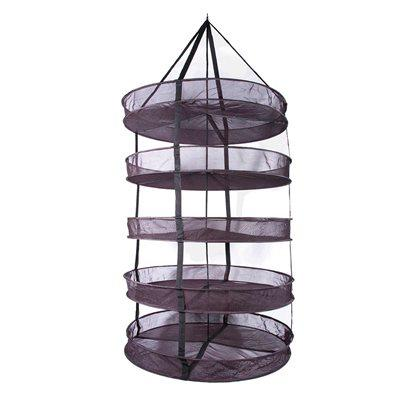 "5 Tier 27"" Hanging Drying Rack - Mammoth Dry 80"