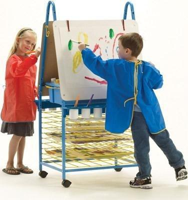 Double-Sided Art Easel