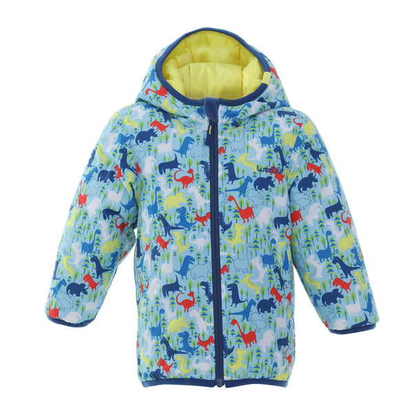 Baby Warm Reversible Sledging Jacket