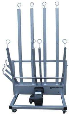 J-TEK 2 Suit Immersion / HazMat Dryer Rack