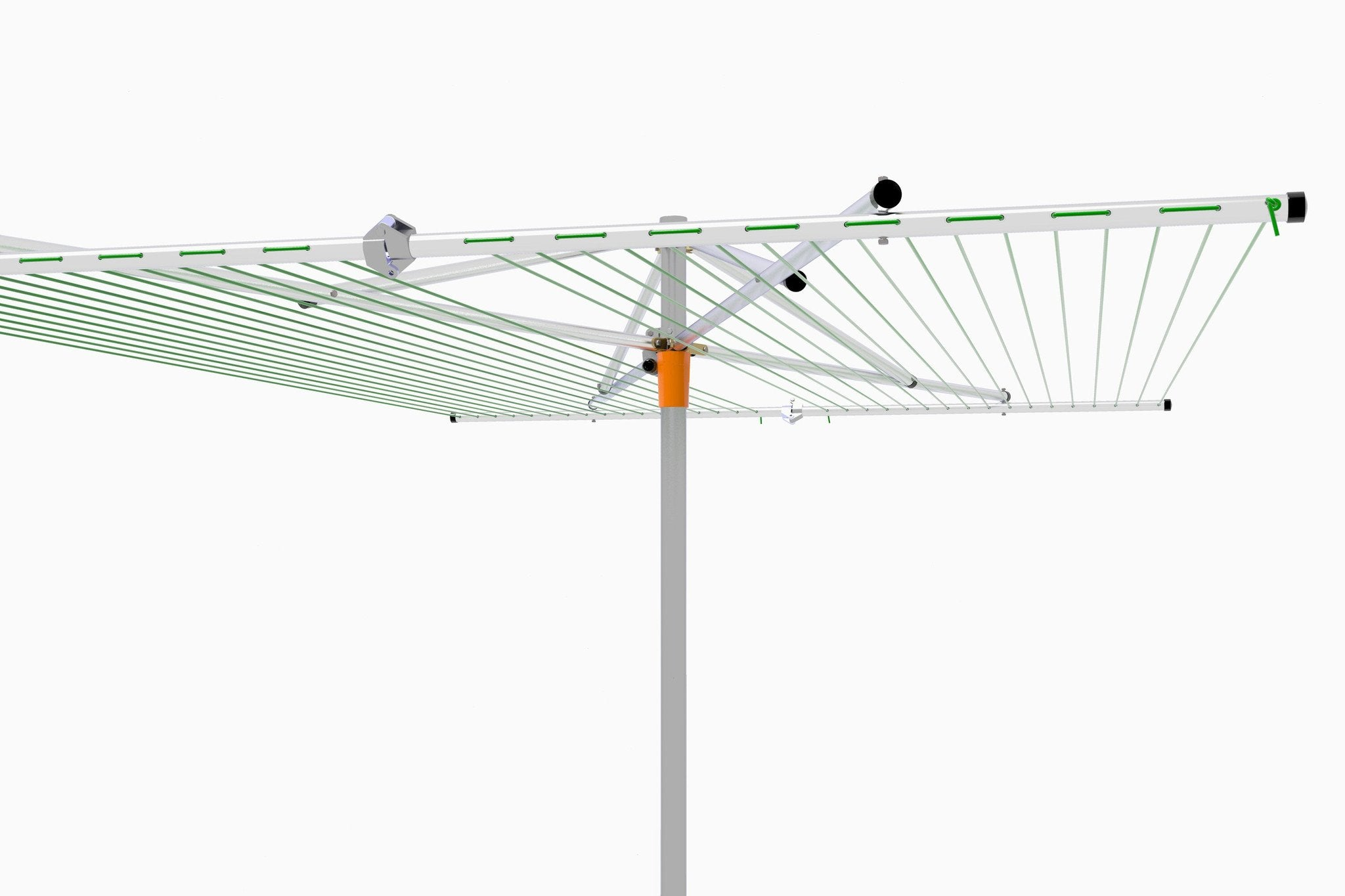 Clothes Drying Rack - Breezecatcher Clothesline - 1