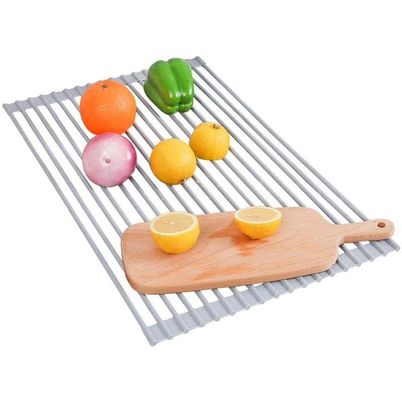 Drying Rack Sink Drying Mat Dish Drainer