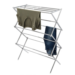 Chrome Expandable Drying Rack