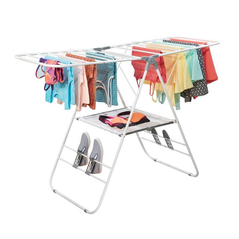 InterDesign Brezio Laundry Drying Rack