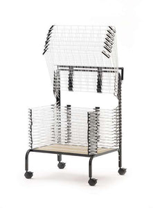 Spring Loaded Drying Rack