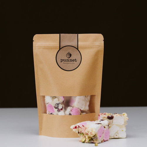 *White Chocolate Rocky Road (Bag)