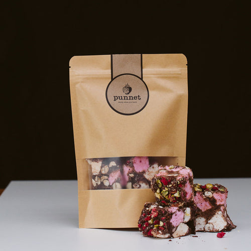 Dark Chocolate Rocky Road (bag)