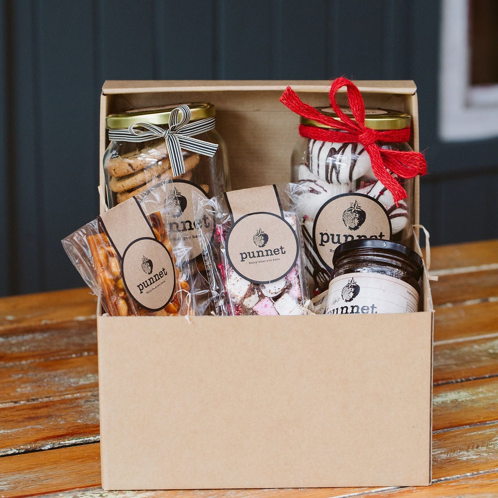 Punnet favourites gift box