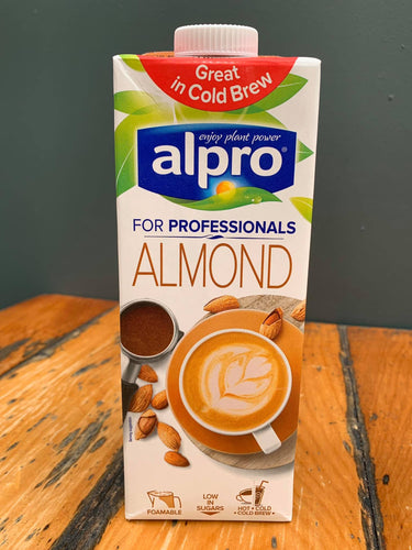 Alpro almond milk - 1L