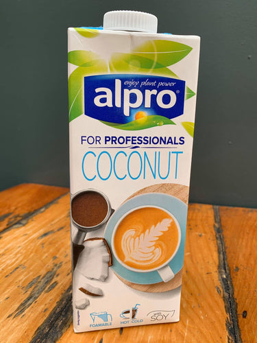 Alpro coconut milk - 1L