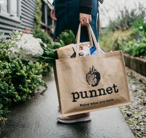 Punnet Shopping Bag