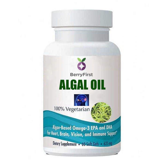 BerryFirst Subarctic Algal Omega-3