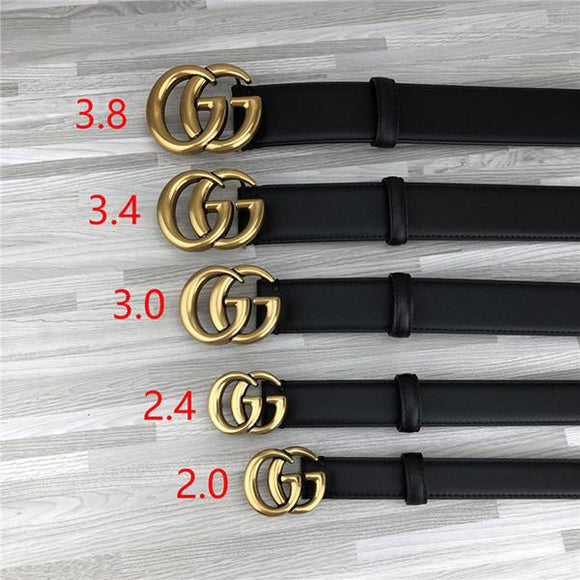 Double G Luxury Belt - APPLES PEACHES PEARS