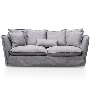 3 Seater Sofa - French Grey