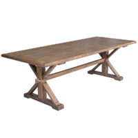 Bordeaux Dining Table 2.5m-Find It Style It Home