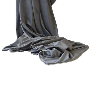 Rodeo Luxury Throw Silver