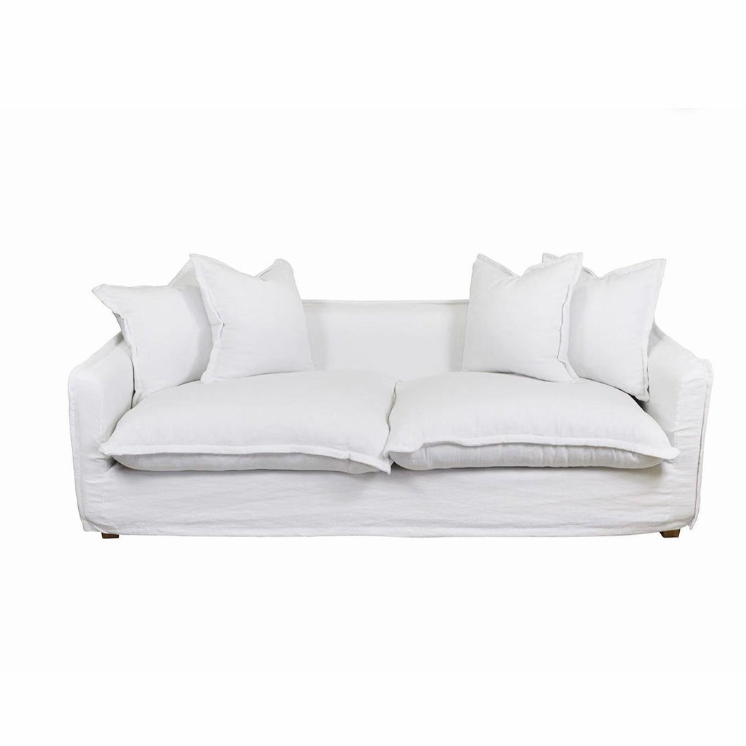 Melrose Sofa White