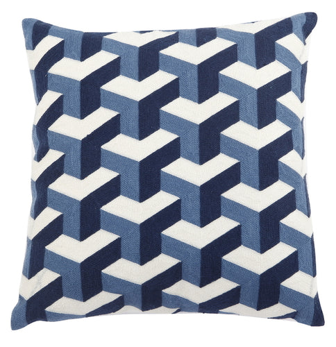 Geometric 3D patterned Cushion