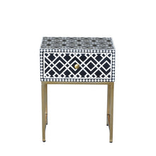 Chelsea Side Table Black-Find It Style It Home