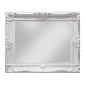 Raphael White Mirror-Find It Style It Home