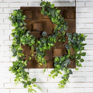 Planter Wallhanging - Rust-Find It Style It Home