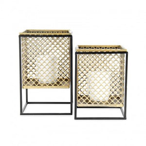 Lustre Floating Lanterns - Set of 2-Find It Style It Home