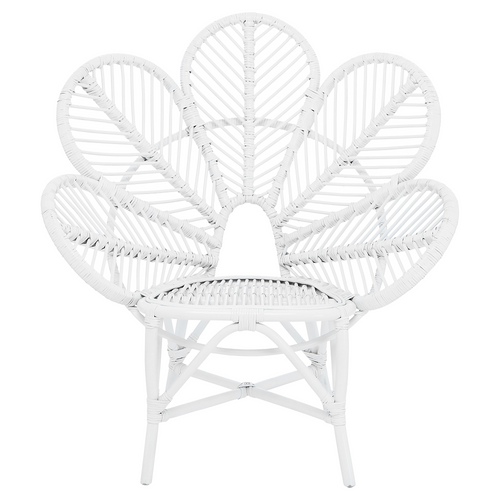 Clover Rattan Chair
