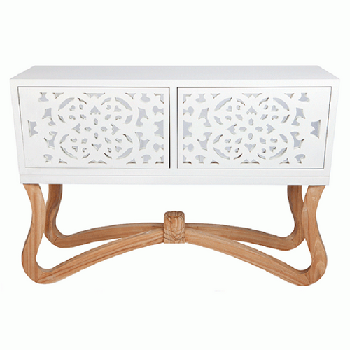 Sienna Ornamental 2 Door Console