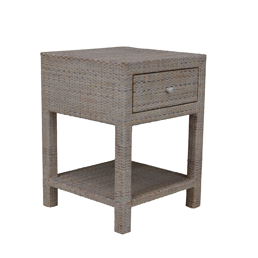 Verandah Bedside Table