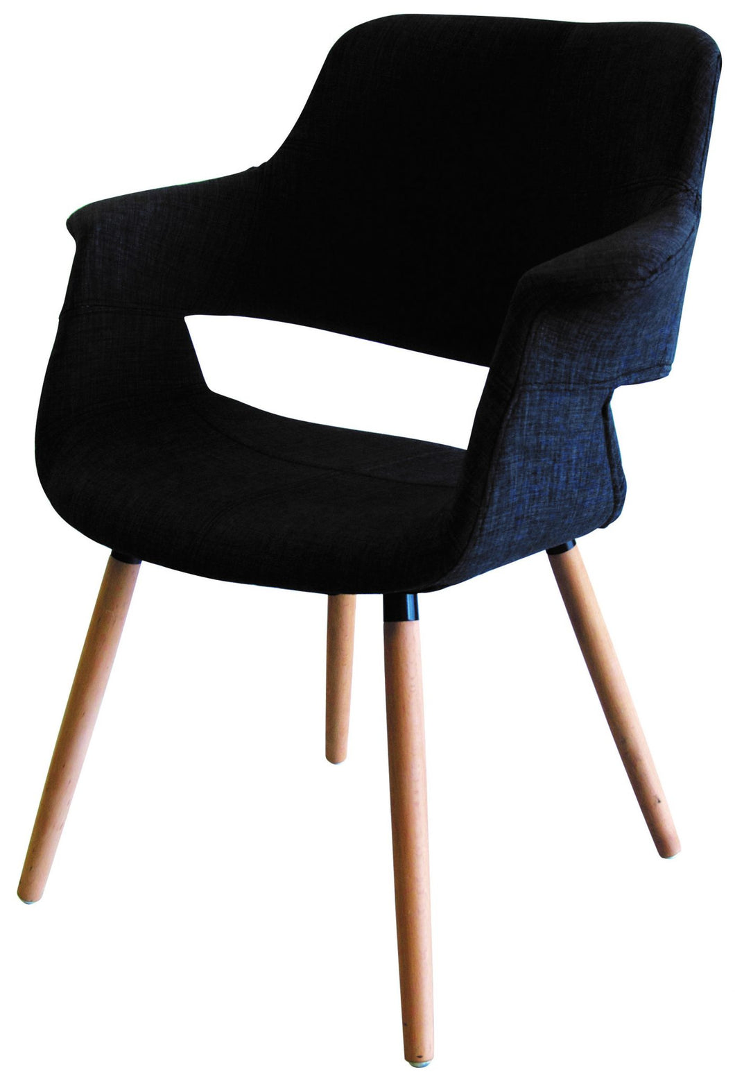 Brighton Dining Chair - Charcoal-Find It Style It Home