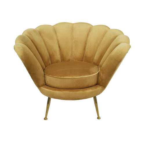 Honeycombe Shell Armchair-Find It Style It Home