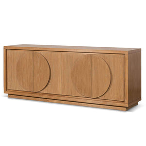 2m Buffet Unit - Dusty Oak-Find It Style It Home