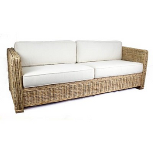 Willow Rattan Sofa-Find It Style It Home