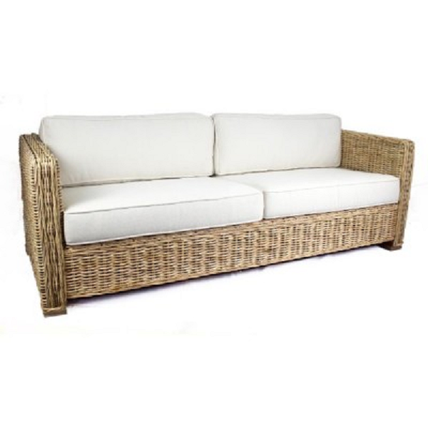 Willow Rattan Sofa