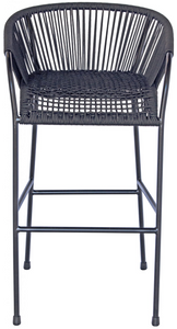 Lagoon Stool - Black
