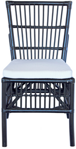 Logan Dining Chair - Black