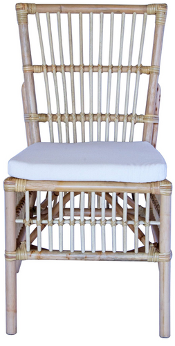 Logan Dining Chair - Natural