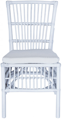 Logan Dining Chair - White